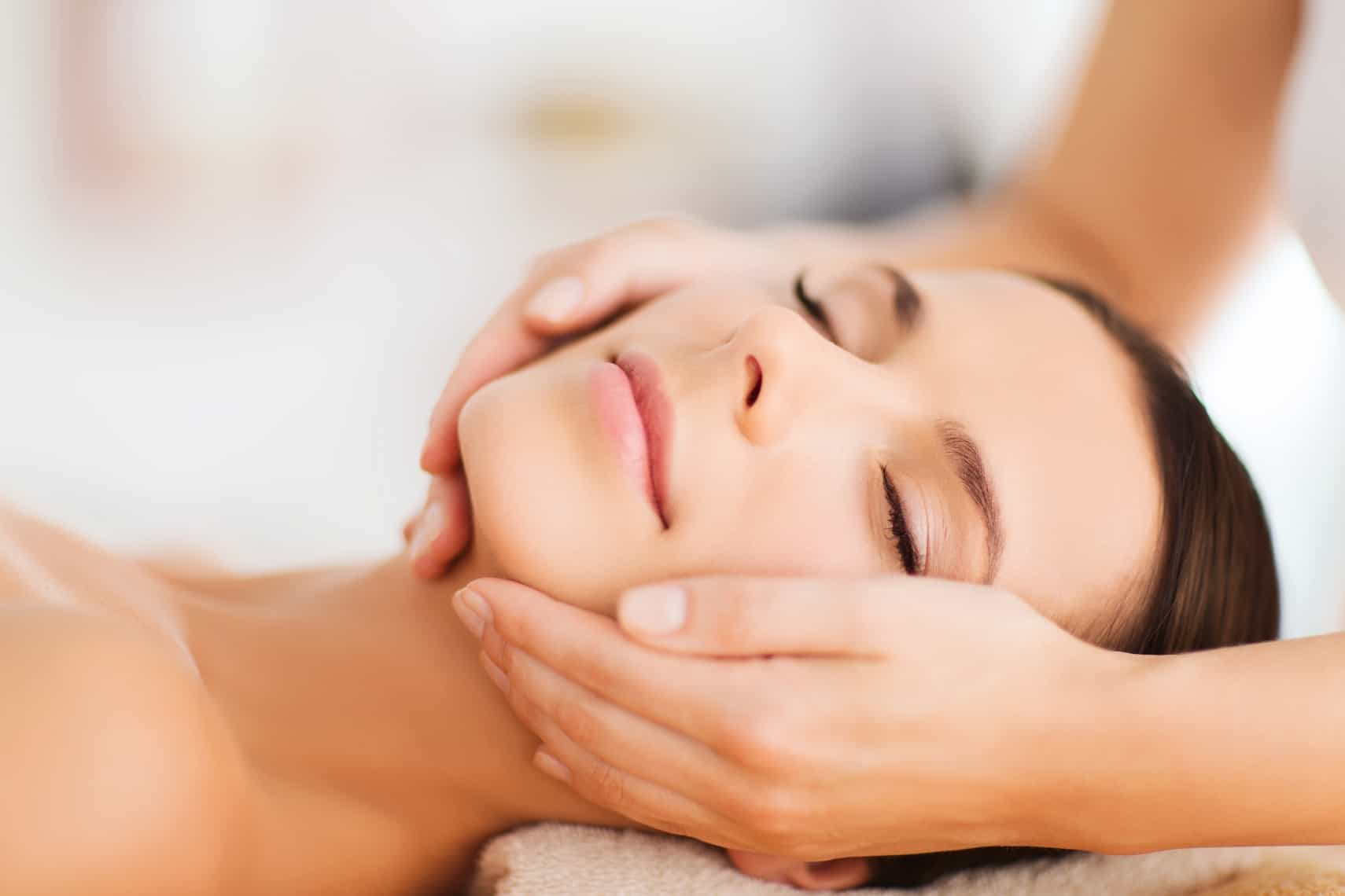 Masaj de Relaxare scalp, față, gât
